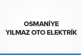 Osmaniye Yılmaz Oto Elektrik