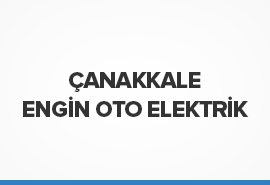 Çanakkale Engin Oto Elektrik