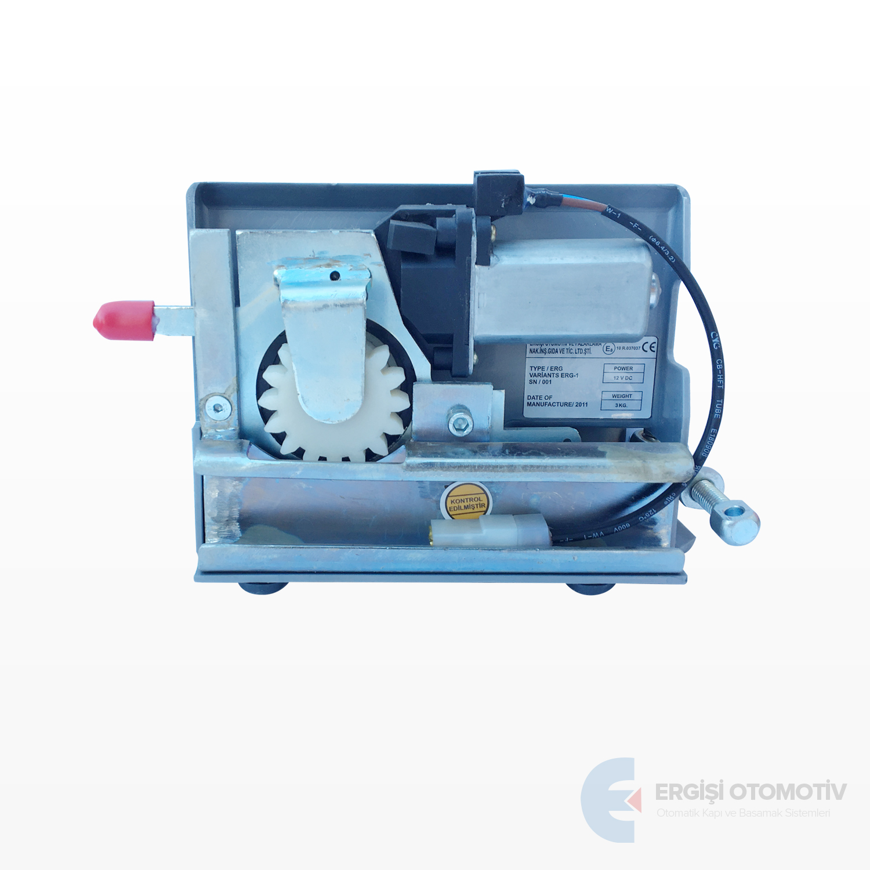 ERG-007 Enver Tekli Motor