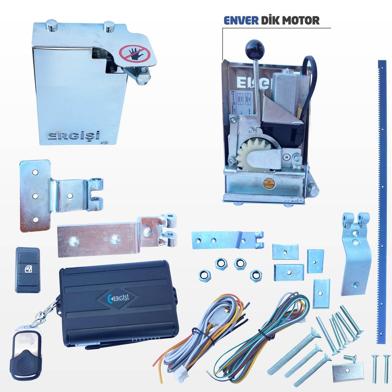 ERG-009 Enver Dik Motor